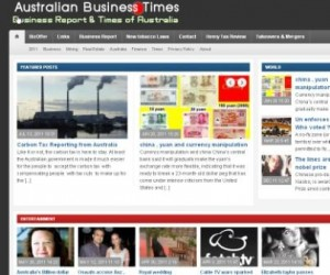 Australian Times – Business News and report