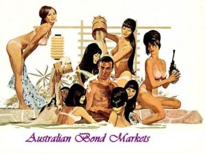 Australia and Investing In bonds