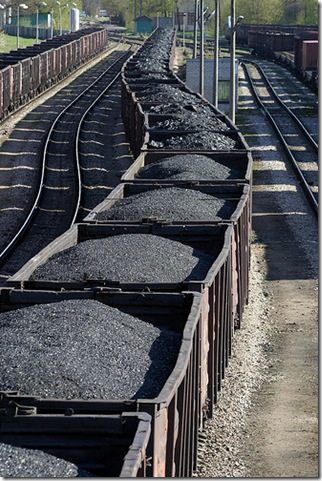 africa coal exports australia