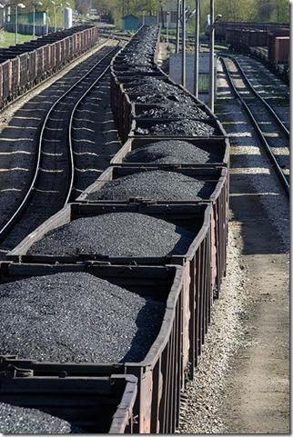 africa coal exports australia