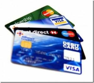 Credit card statistics 2011