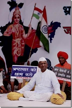 Anna-hazare- campaign revolution