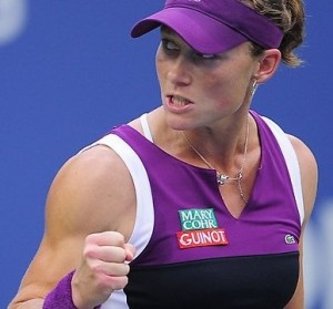 Samantha Stosur takes US open cup
