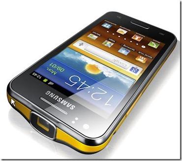 samsung prohjector phone beam