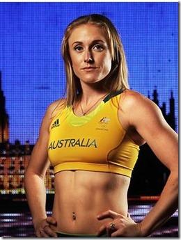 sally pearson olympics gold medal