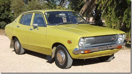 good old aussie datsun