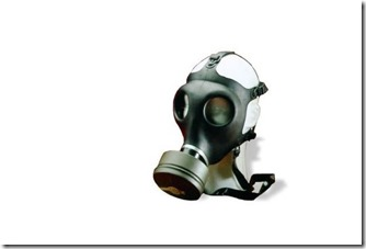 gas masks chemical attacks and gas