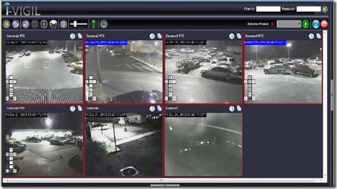 Video Surveillance System  software