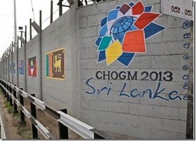 chogm 2013 in sri lanka  boycott