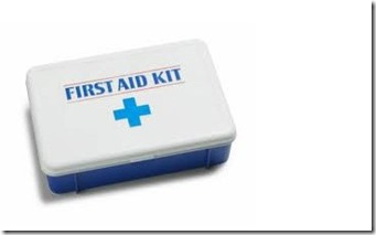 first aid and safety and wellbeing  supplies