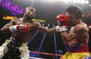 Results and News LIVE BLOG Floyd Mayweather versus Manny Pacquiao