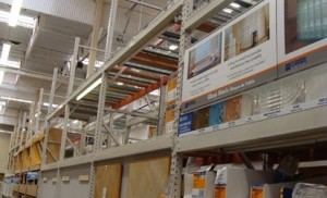 Achieving operational efficiency with pallet racking systems