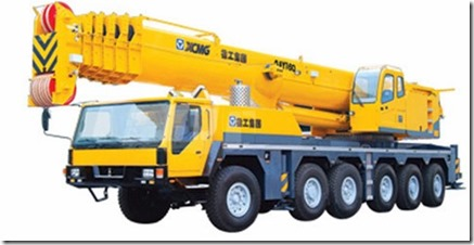 cranes and hire equipment