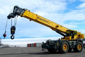 Choosing the ideal crane for your commercial project