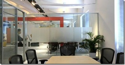 office  designing and fit out