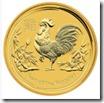 lunar gold coin australia