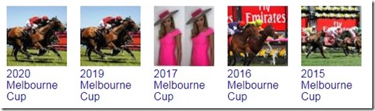 future melbourne cup events
