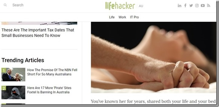 life hacker au